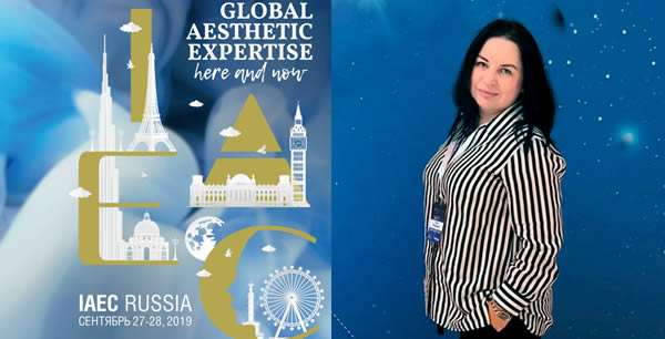 Анна Александровна - IPSEN AESTHETIC EXPERTS CLUB 2019</strong> (IAEC RUSSIA)